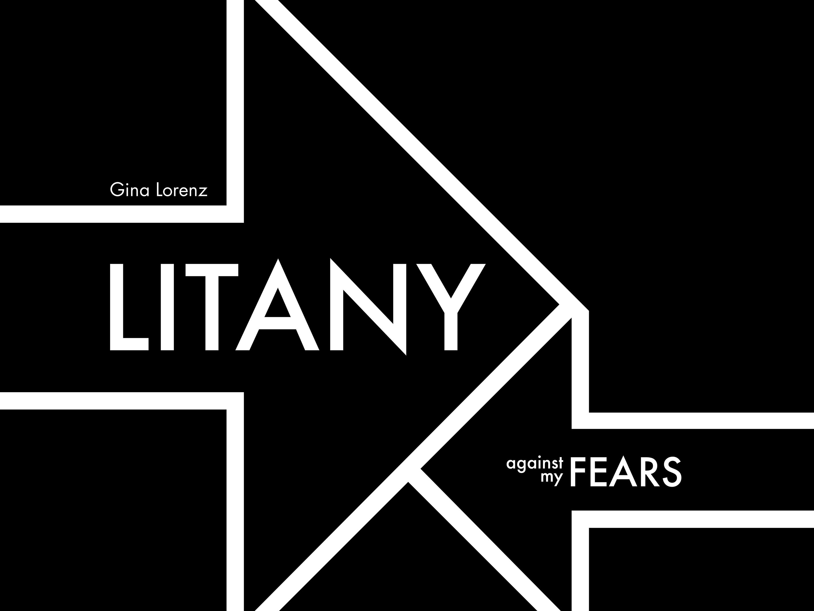 Litany of My Fears
